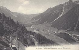 74 CHAMONIX MONT BLANC  TRAIN A CREMAILLERE DU MONTENVERS GLACIER DE LA MER DE GLACE EDITEUR JULLIEN JJ 8888 - Chamonix-Mont-Blanc