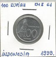 C8 Indonesia  100 Rupian 1999. High Grade - Indonésie