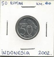 C8 Indonesia  50 Rupian 2002. High Grade - Indonésie