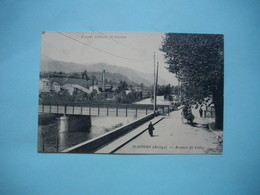 ST GIRONS  -  09  -   Avenue De Lédar  -  ARIEGE - Saint Girons