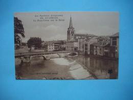 ST GIRONS  -  09  -   Le Pont Vieux Sur Le Salat   -  ARIEGE - Saint Girons