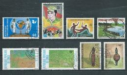 CONGO - BRAZZAVILLE  Yvert  N°413-538-551-556-623-625-649-652  Oblitérés - Gebraucht
