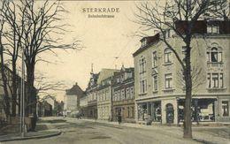 STERKRADE, Bahnhofstrasse (1907) AK - Autres