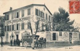 H187 - 13 - CASSIS - Bouches-du-Rhône - Grand Hôtel Cendrillon - Cassis