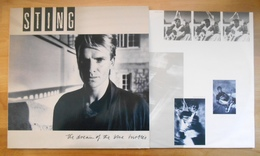 Sting - The Dream Of The Blue Turtles - 1985 - Disco, Pop