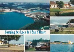 6444 - Silenrieux (Cerfontaine) - Camping Des Lacs De L'Eau D'Heure - Cerfontaine