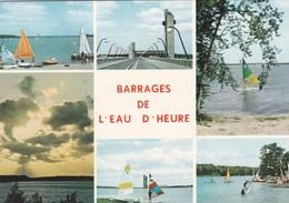 Barrages De L'Eau D'Heure - 86.000.000 M3 D'eau - Canotage-ski Nautique-voile-Pédalo-natation-promenades - Cerfontaine