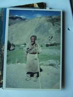 Azië Asia India Ladakh Shepherd Berger Herder Hirte - India