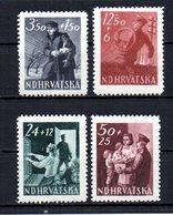 CROATIA 1945 MINT MNH - Croatia