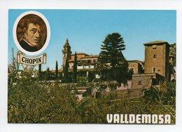 Espagne: Valldemosa, Mallorca, Frederic Chopin (18-3218) - Espagne