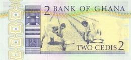 GHANA P. 18a 2 C 1979 UNC - Ghana