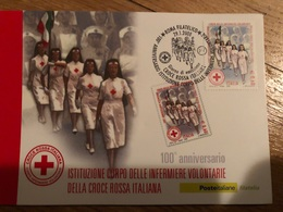 Croce Rossa Red Cross Croix Rouge Rotes Kreuz - Croce Rossa