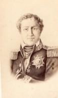 Marquis Laurent De Gouvion Saint-Cyr Marechal D'Empire Ancienne Photo CDV 1870 - Photographs