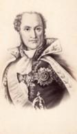 Guillaume Brune Comte De Brune Marechal D'Empire Ancienne Photo CDV 1870 - Photographs