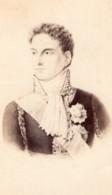 Louis-Alexandre Berthier Prince De Neuchâtel Et De Wagram Marechal D'Empire Ancienne Photo CDV 1870 - Photos