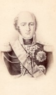 Louis-Nicolas Davout Prince D'Eckmühl Marechal D'Empire Ancienne Photo CDV 1870 - Photos
