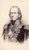 Jean-de-Dieu Soult Duc De Dalmatie Marechal D'Empire Ancienne Photo CDV 1870 - Photographs