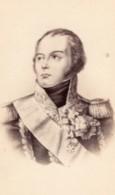Étienne Jacques Macdonald Duc De Tarente Marechal D'Empire Ancienne Photo CDV 1870 - Photographs
