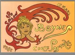 CPM 78 - Beynes - 2ème Salon De La Carte Postale - 1985 - Illustration De Jean Claude Sizler - Beynes