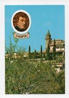 Espagne: Valldemosa, Mallorca, Frederic Chopin (18-3220) - Espagne