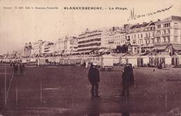 Blankenberge Blankenberghe La Plage - Blankenberge