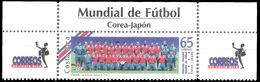 1255  Soccer - Football - Costa Rica Yv  703 - MNH - 1,75 - Football