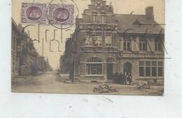 Nieuport (Belgique, Flandre Occidentale) : La Rue Des Récollets Prise Au Niveau D'un Magasin En 1923 (animé)  PF. - Nieuwpoort