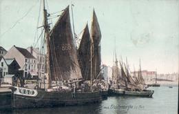 Blankenberge Blankenberghe Le Port (boot Bateau ) - Blankenberge