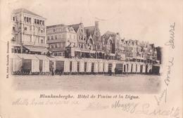 Blankenberge Blankenberghe Hôtel De Venise Et La Digue - Blankenberge