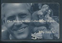 GERMANY Telefonkarte K 766 92 BfG Bank AG- Auflage 46000 - Siehe Scan - 15455 - Deutschland