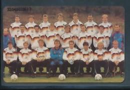 GERMANY Telefonkarte K 918 92 Fußball Europa Meisterschaft - Auflage 20000 - Siehe Scan - 15456 - Deutschland