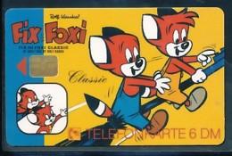 GERMANY Telefonkarte O 174 92 Fix & Foxi - Auflage 4000 - Siehe Scan - 15457 - Deutschland