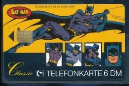 GERMANY Telefonkarte O 175 92 Batman - Auflage 4000 - Siehe Scan - 15458 - Deutschland