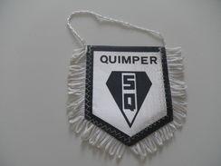 Fanion Football - STADE QUIMPER - Habillement, Souvenirs & Autres