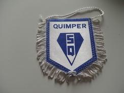 Fanion Football - S QUIMPER - FINISTERE - Habillement, Souvenirs & Autres