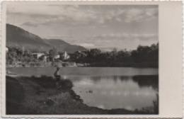 Canzolino (Pergine Valsugana, Trento) Col Lago Di Madrano. Formato Piccolo Viaggiata 1955 - Trento