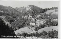 AK 0077  Breitenstein Am Semmering Um 1950 - Semmering
