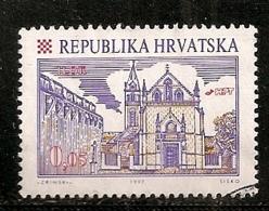 CROATIE         N°   420  OBLITERE - Croatie