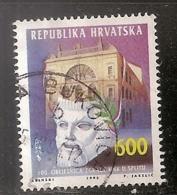 CROATIE         N°   193  OBLITERE - Croatie