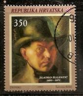 CROATIE         N°   187  OBLITERE - Croatie