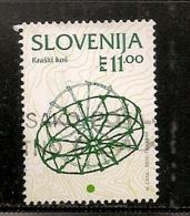 SLOVENIE       N°   83   OBLITERE - Slovénie