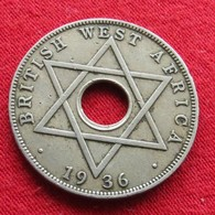 British West Africa 1/2 Half Penny 1936 - Monnaies