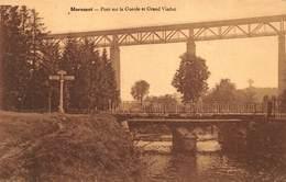 Moresnet  Blieberg Pont Sur La Gueule Et Grand Viaduc  Desaix   X 4515 - Blieberg