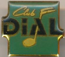 CLUB  DIAL - Music