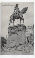 LILLE - N° 24 - STATUE DU GENERALE FAIDHERBE - CPA NON VOYAGEE - Lille