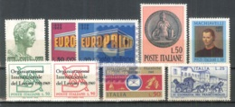 1969 - ** ANNATA CPL. (ITA) 9 V. - Annate Complete