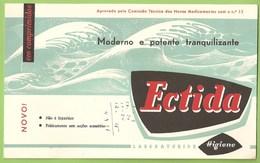 Portugal - Mata-Borrão - Blotter - Buvard - Remédio Medicamento Medicina Medicine Farmácia Publicidade Advertising - Blotters