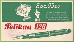 Portugal - Beja - Mata-Borrão - Blotter - Buvard - Pelikan - Caneta - Pen - Publicidade - Advertising - Deutschland - Blotters