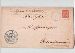 11526 VIRGILIO X RONCOFERRARO - 1885 - 1878-00 Umberto I