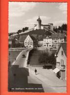 EBC-22 Schaffhausen, Rheinbrücke Mit Munot.  Nicht Gelaufen. - SH Schaffhouse
